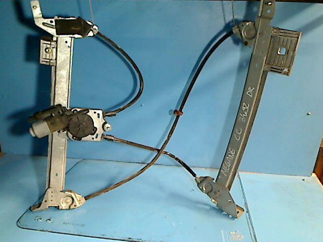 mecanisme de leve vitre electrique avant droit renault megane diesel. Black Bedroom Furniture Sets. Home Design Ideas