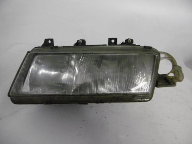 Optique avant principal gauche (feux)(phare) LANCIA DELTA Diesel